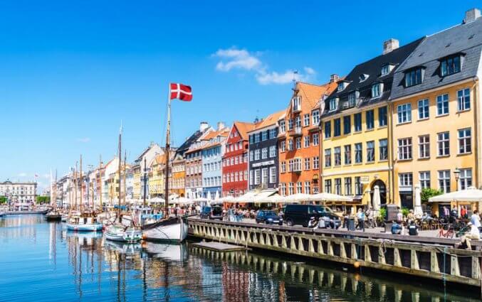 Stedentrip Kopenhagen 3 dagen Hotel Copenhagen Crown – Denemarken - In de gezellige en trendy wijk Vesterbro