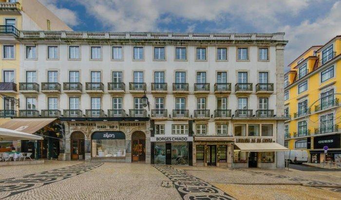 Stedentrip Lissabon 3 dagen Hotel Borges Chiado