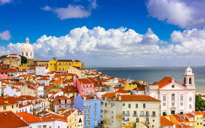Stedentrip Lissabon 3 dagen Hotel Principe Lisboa