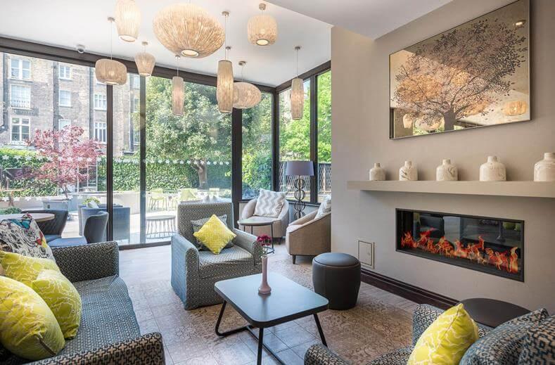 Stedentrip Londen 4 dagen Hotel Bedford – Verenigd Koninkrijk - Uniek: hotel met tuin