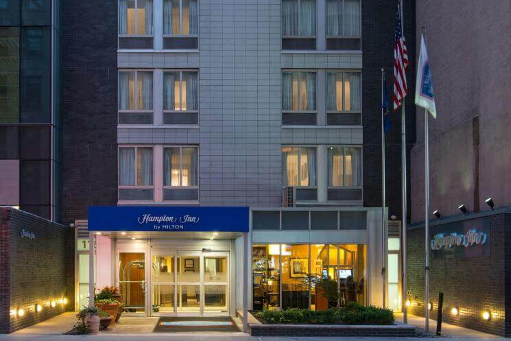 Stedentrip New York 4 dagen Hotel Hampton by Hilton Manhattan Madison Square Garden – Verenigde Staten - Hotel Hampton by Hilton Manhattan Madison Square Garden