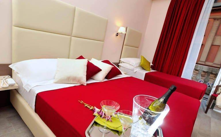 Stedentrip Rome 3 dagen Hotel Demetra – Italië - Goede prijs-kwaliteit