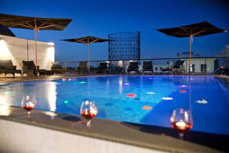 Stedentrip Rome 3 dagen Hotel H10 Roma Citta – Italië - Rustig gelegen in de levendige wijk Via Marconi