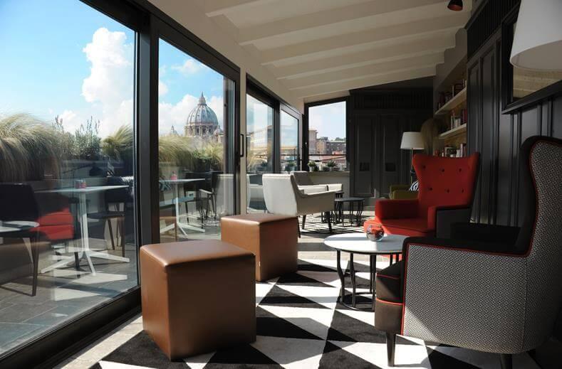 Stedentrip Rome 4 dagen Trianon Borgo Pio Aparthotel – Italië - Je eigen appartement vlakbij het Vaticaan