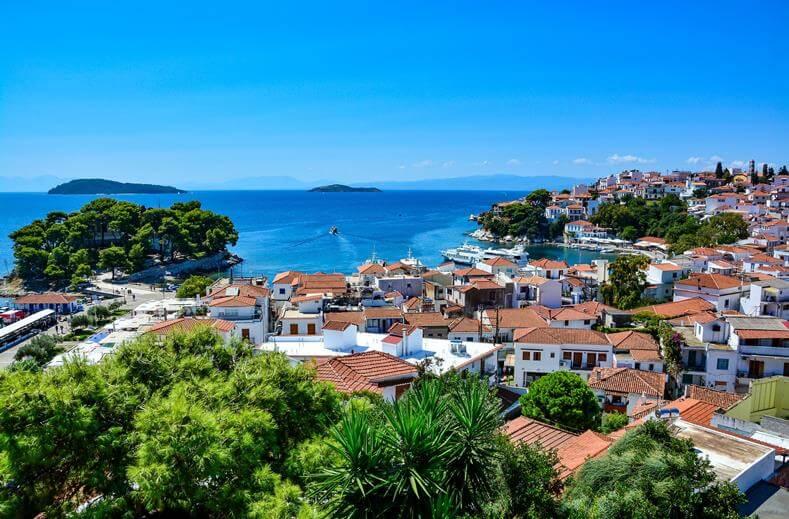 15-daagse individuele combinatiereis Skopelos & Skiathos – Griekenland - In de sporen van Mamma Mia