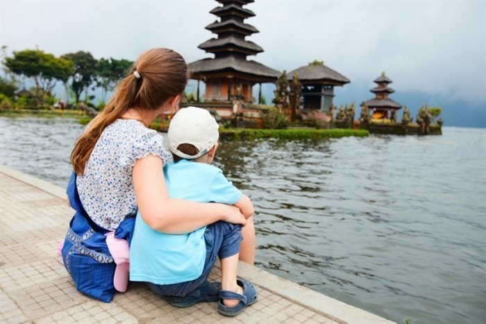 Familie groepsreis Bali 16 dagen - Indonesië
