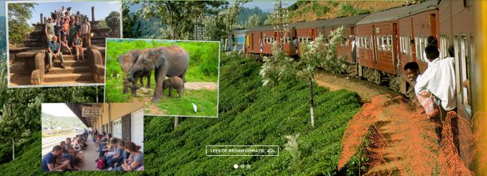 Gezinsvakantie Sri Lanka 15 dagen Groepsreis