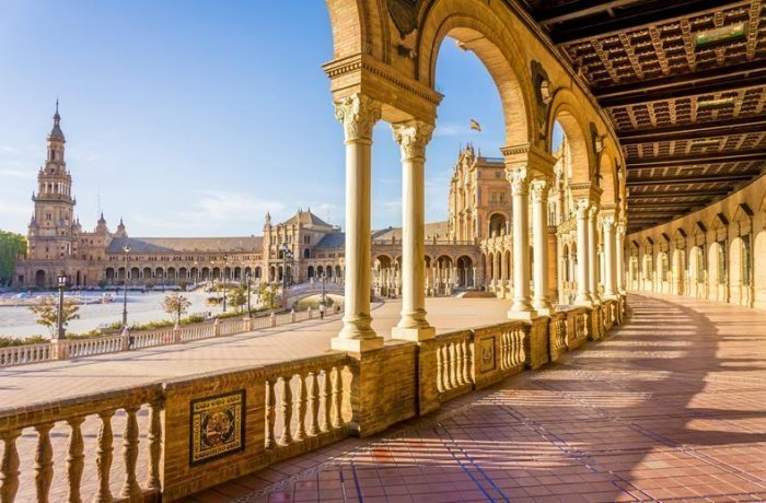 Groepsreis 15 dagen Andalusië - Spanje