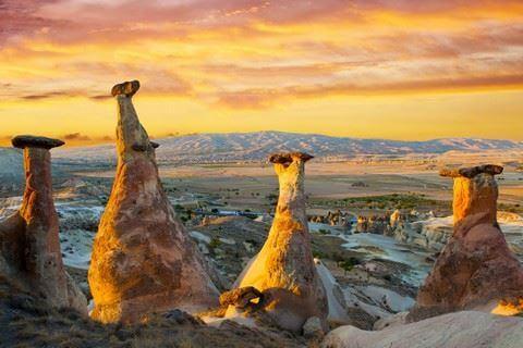 Groepsrondreis 8 dagen Cappadocië & Cave Hotels - Turkije