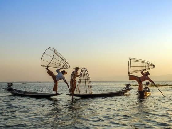Privé rondreis Myanmar 15 dagen - Hoogtepunten: Bagan, olifanten en Inle meer