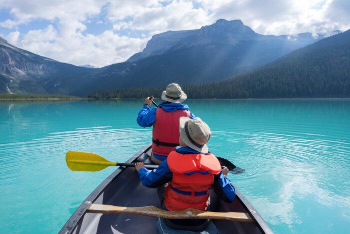 Rondreizen West-Canada met kinderen - Gezinsvakanties
