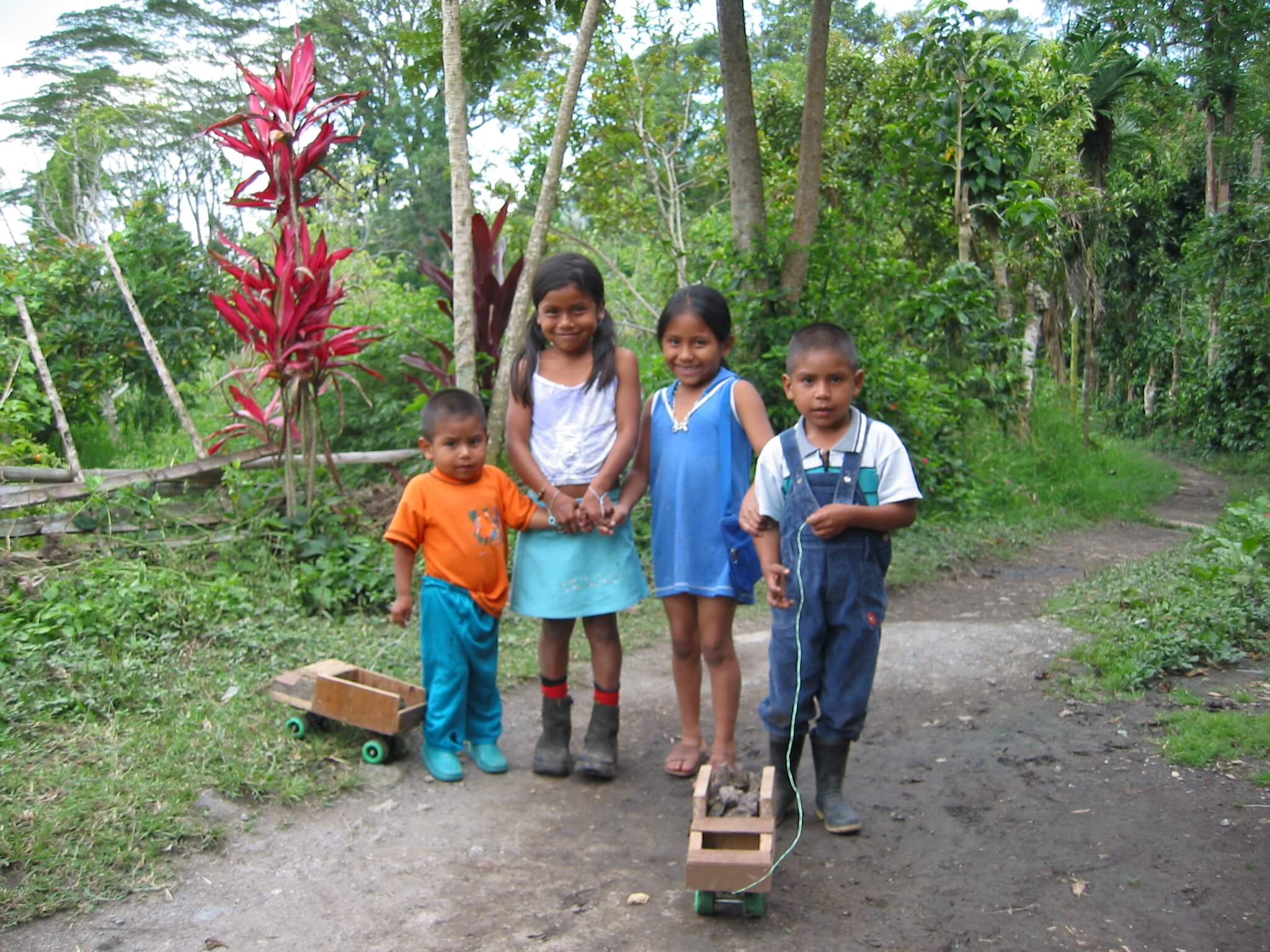 Privé familiereis Colombia 16 dagen - Colombia rondreis familie avontuur
