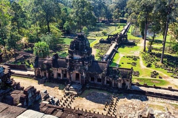 Privé rondreis Cambodja 13 dagen - Cambodja rondreis betaalbaar