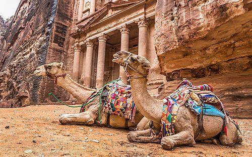 Privé rondreis Jordanië 8 dagen