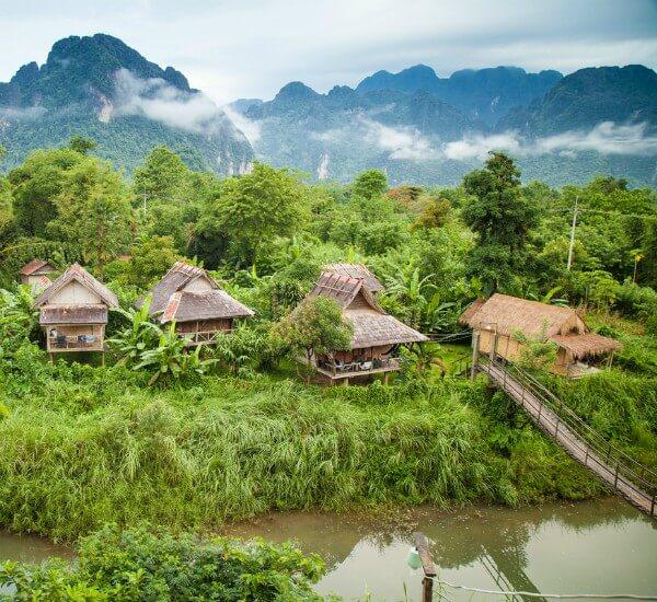 Privé rondreis Laos 15 dagen - Laos rondreis betaalbaar