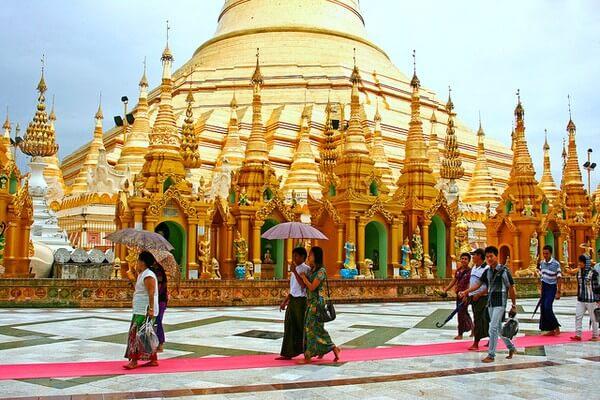 Privé rondreis Myanmar 17 dagen