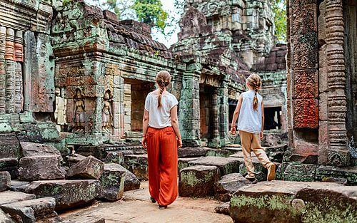 Prive familiereis Cambodja 17 dagen