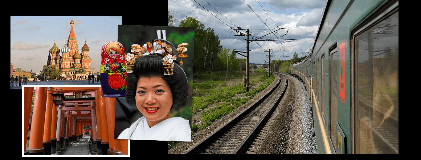Groepsreis Transsiberië Express & Japan 24 dagen - 's Werelds langste spoorlijn