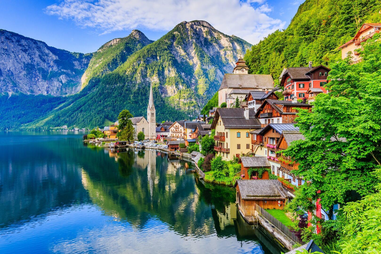 Vakantie Oostenrijk - De Mooiste Vakanties en Rondreizen ...