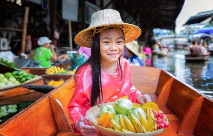 Vakantie Thailand met kinderen rondreizen