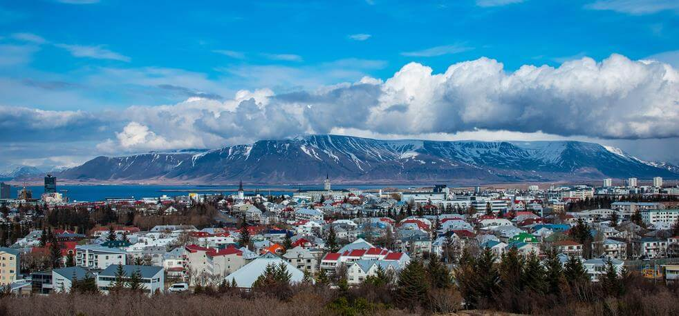 14-daagse camperreis IJsland - Camperreis IJsland
