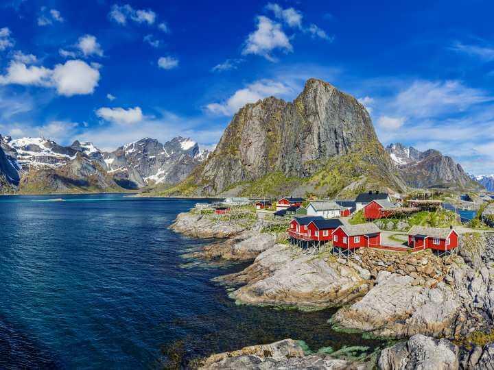 15-daagse groepsrondreis Finland, Noorwegen & Zweden - Scandinavië & de Noordkaap