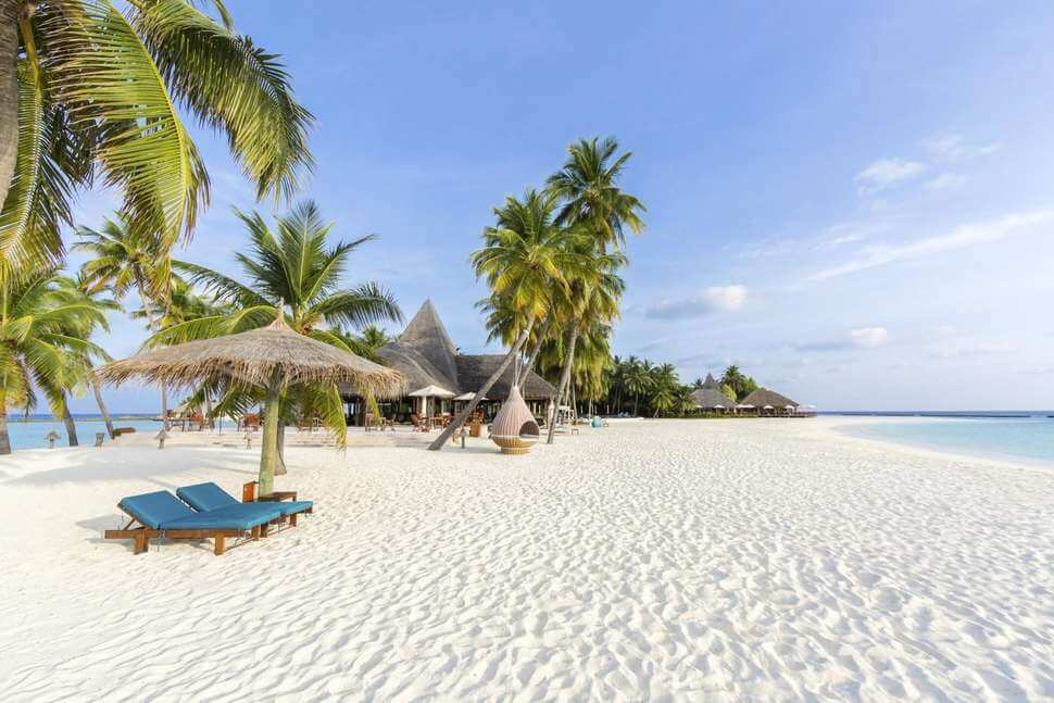 All Inclusive vakantie Malediven 6 dagen Veligandu Island Resort & Spa - All inclusive Malediven