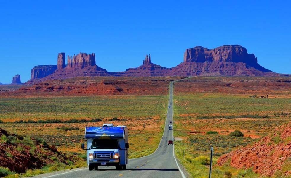 Camperreis 14 dagen West-Amerika - Twee weken vanuit Las Vegas