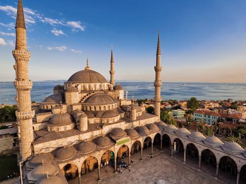 Groepsrondreis 15 dagen Griekenland, Albanië, Macedonië, Bulgarije & Turkije