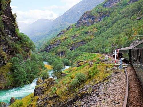 Individuele rondreis 4 dagen Noorwegen