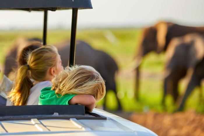 Rondreizen Afrika met Kinderen