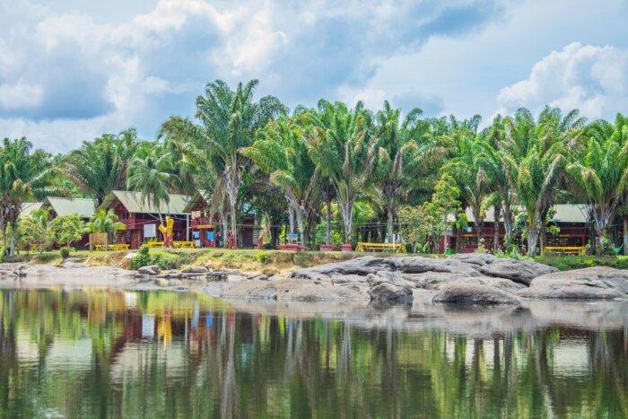 Vakantie Suriname rondreizen
