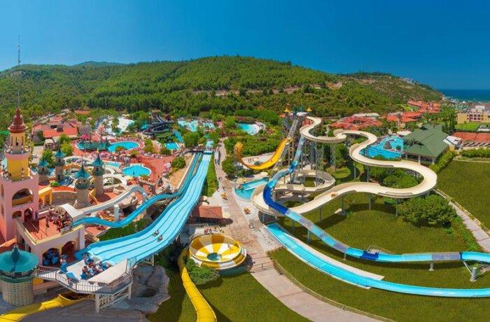 All inclusive zonvakantie Turkije 8 dagen - Aqua Fantasy