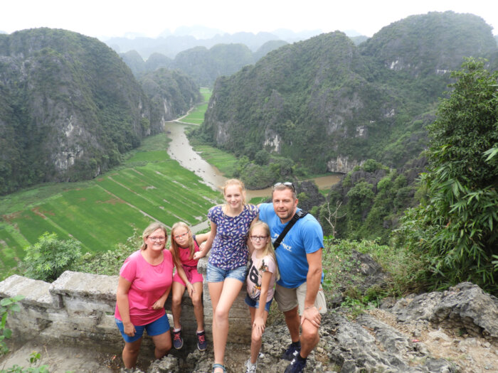 Privé familierondreis Vietnam 22 dagen