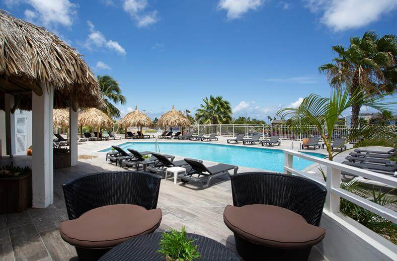 Privé zonvakantie Aruba 9 dagen – Bon Bini Seaside Resort