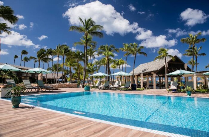 Privé zonvakantie Aruba 9 dagen - Manchebo Beach Resort & Spa