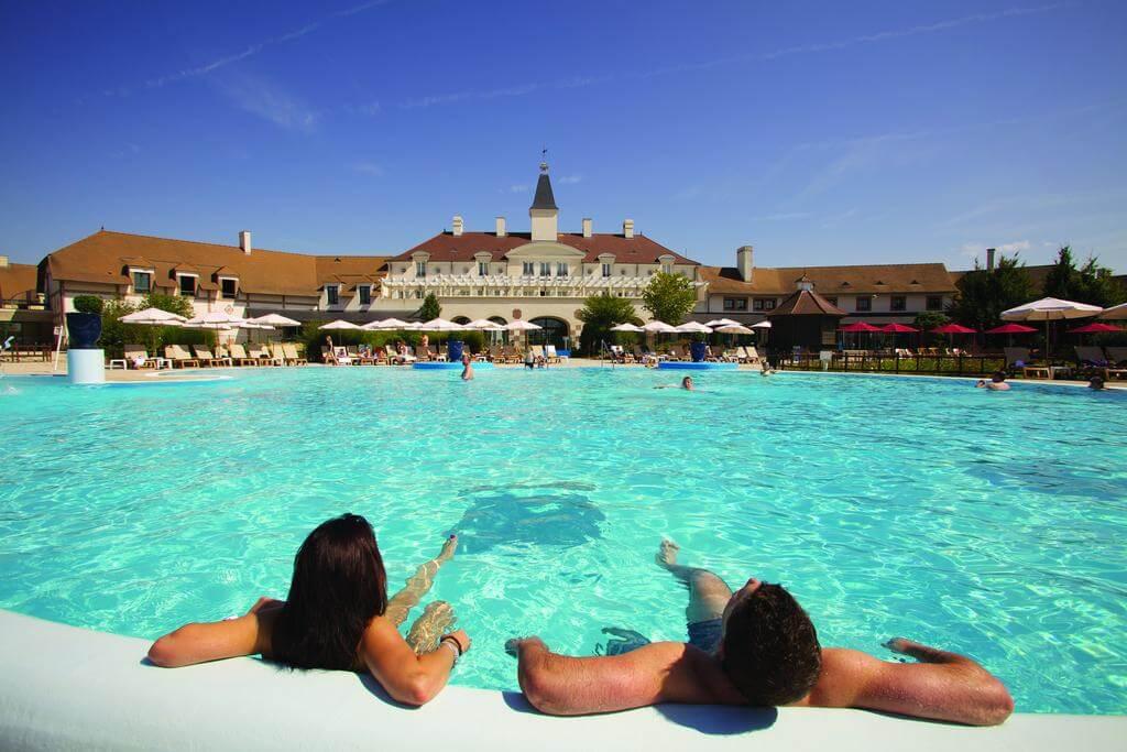 Disneyland Parijs Hotel Marriott's Village d'Ile-de-France
