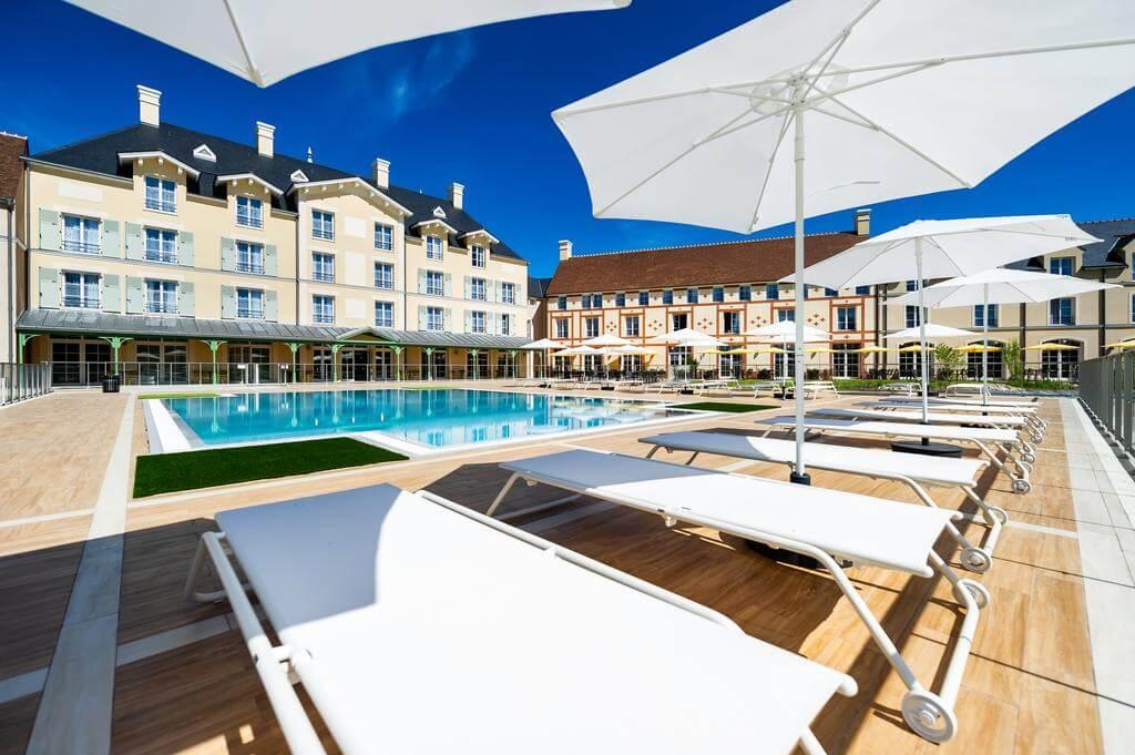 Disneyland Parijs Hotel Staycity Aparthotels Paris Marne La Vallée
