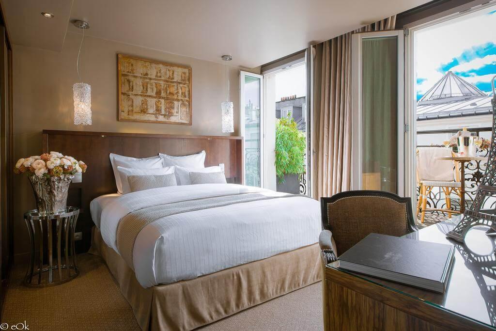 Hotel B Montmartre Parijs