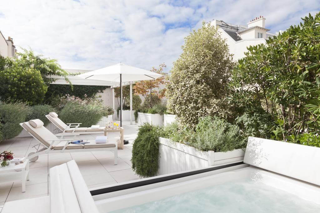 Hotel Le Bristol Paris - an Oetker Collection Hotel Parijs