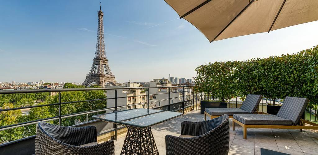 Shangri-La Hotel Parijs