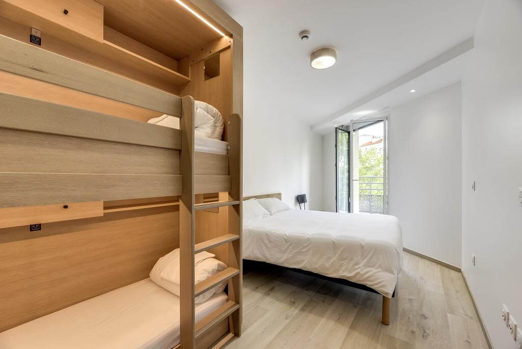 The People Hostel - Paris 12 betaalbaar familiehotel parijs