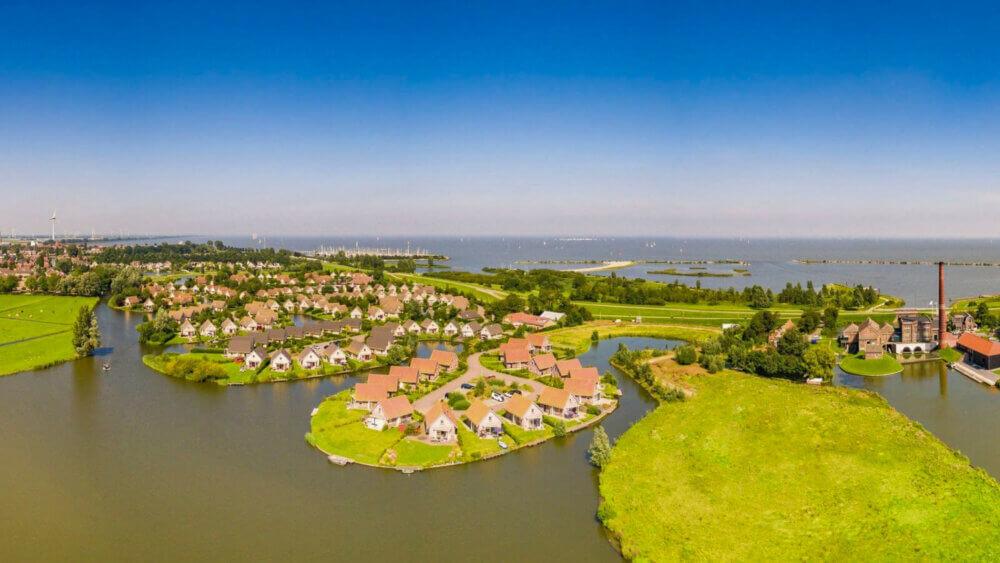 Bungalowpark Zuiderzee Vakantiepark Nederland