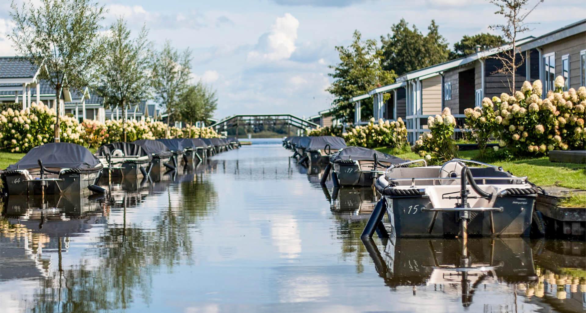De leukste vakantieparken van Nederland