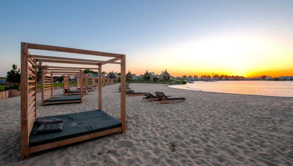 Oesterdam Resort Vakantiepark Nederland