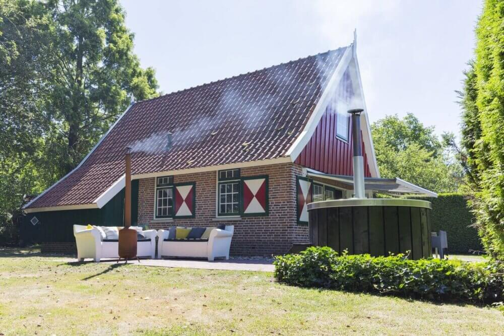 Onthaasten in de Achterhoek Vakantiepark Nederland