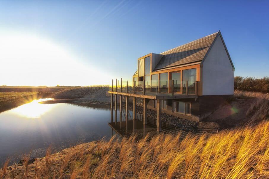 Vakantiehuisje huren Nederland natuurhuisje