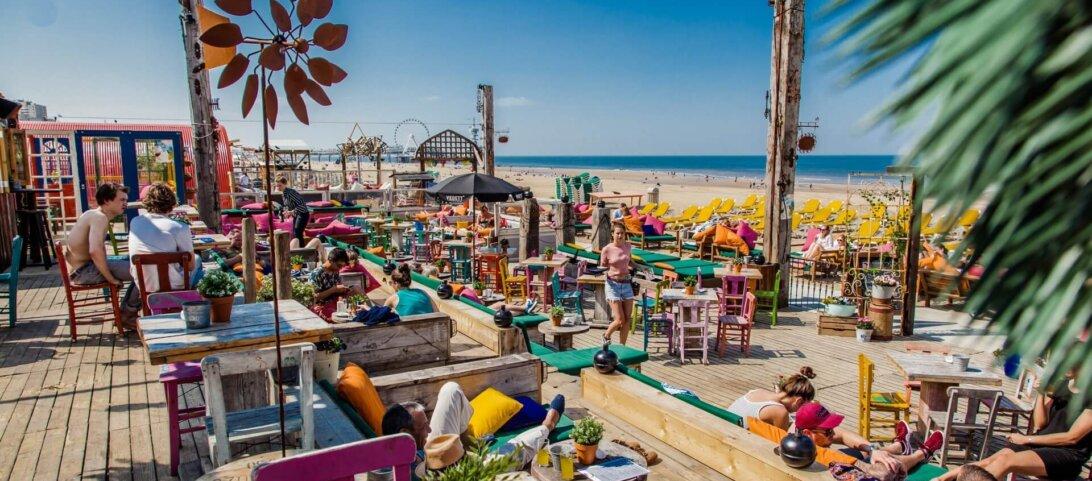 Leukste strandtenten van Nederland