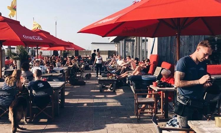 Strandpaviljoen Beach Inn IJmuiden