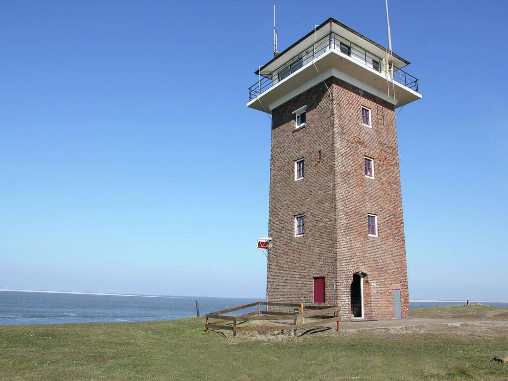 Romantische overnachting heritage coast guard station